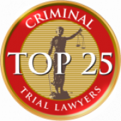 Top 25 Criminal Trial Lawyers